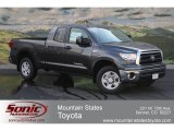 2012 Magnetic Gray Metallic Toyota Tundra Double Cab 4x4 #63450371