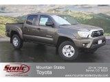 2012 Pyrite Mica Toyota Tacoma V6 SR5 Double Cab 4x4 #63450350