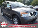 2012 Smoke Gray Nissan Armada Platinum #63450133