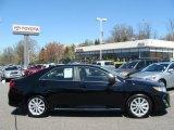 2012 Attitude Black Metallic Toyota Camry XLE V6 #63450699