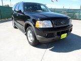 2003 Black Ford Explorer XLT #63450690