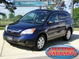 2009 Royal Blue Pearl Honda CR-V EX #63450990