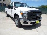 2012 Oxford White Ford F250 Super Duty XL Regular Cab #63450673