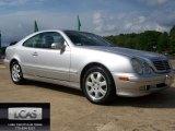 2001 Mercedes-Benz CLK 320 Coupe