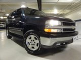 2004 Dark Blue Metallic Chevrolet Tahoe LT 4x4 #63450665