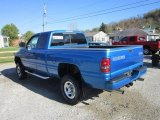 2001 Dodge Ram 1500 Intense Blue Pearl