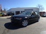 2004 Black Sapphire Metallic BMW 3 Series 325xi Sedan #63516415