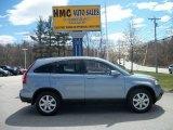 2009 Glacier Blue Metallic Honda CR-V EX-L 4WD #63516723