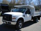 2010 Ford F350 Super Duty XL Regular Cab 4x4 Dump Truck Data, Info and Specs