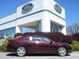 2012 Bordeaux Reserve Metallic Ford Fusion SE #63516404