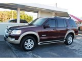 2006 Dark Cherry Metallic Ford Explorer Eddie Bauer #63516550