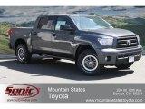2012 Magnetic Gray Metallic Toyota Tundra TRD Rock Warrior CrewMax 4x4 #63516319