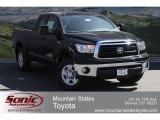 2012 Black Toyota Tundra Double Cab 4x4 #63516315