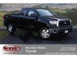 2012 Black Toyota Tundra TRD Double Cab 4x4 #63516310