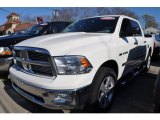 2009 Stone White Dodge Ram 1500 Big Horn Edition Crew Cab 4x4 #63516593