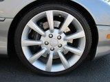 Aston Martin DB7 2002 Wheels and Tires