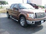2011 Golden Bronze Metallic Ford F150 XLT SuperCrew #63516431
