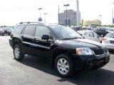 2011 Kalapana Black Mitsubishi Endeavor LS #63516430