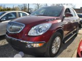 2010 Red Jewel Tintcoat Buick Enclave CXL AWD #63549106
