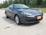 2008 Carbon Gray Hyundai Tiburon GS #63555152