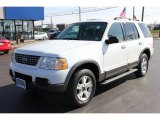 2003 Oxford White Ford Explorer XLT 4x4 #63554881