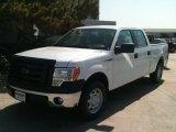 2011 Oxford White Ford F150 XL SuperCrew #63555092