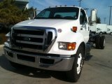 Ford F650 Super Duty Colors