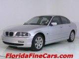 1999 Titanium Silver Metallic BMW 3 Series 328i Sedan #543884