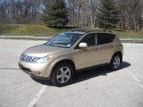 2003 Luminous Gold Metallic Nissan Murano SL AWD #63554843