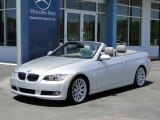 2007 Titanium Silver Metallic BMW 3 Series 328i Convertible #63555057