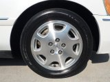 Acura RL 1999 Wheels and Tires