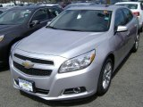 2013 Silver Ice Metallic Chevrolet Malibu ECO #63554552