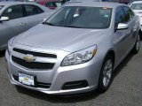 2013 Silver Ice Metallic Chevrolet Malibu ECO #63554551
