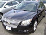 2012 Black Granite Metallic Chevrolet Malibu LTZ #63554534