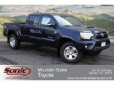 2012 Nautical Blue Metallic Toyota Tacoma V6 TRD Sport Double Cab 4x4 #63554533