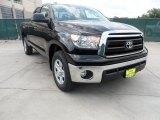 2012 Black Toyota Tundra SR5 Double Cab #63554823