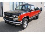 1989 Chevrolet C/K K1500 Regular Cab 4x4 Data, Info and Specs