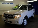 2009 White Suede Ford Escape XLT V6 #63555009