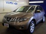 2010 Tinted Bronze Metallic Nissan Murano S AWD #63555006