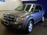 2011 Sterling Grey Metallic Ford Escape XLT V6 4WD #63555005