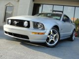 2005 Satin Silver Metallic Ford Mustang GT Premium Coupe #63554796