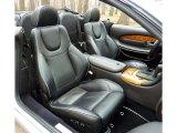 2002 Aston Martin DB7 Interiors