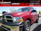 2011 Deep Cherry Red Crystal Pearl Dodge Ram 1500 ST Regular Cab #63554721