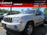 2006 Light Graystone Pearl Jeep Grand Cherokee Laredo 4x4 #63554719