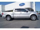 2010 Ingot Silver Metallic Ford F150 Platinum SuperCrew #63595720