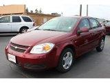 2007 Sport Red Tint Coat Chevrolet Cobalt LT Sedan #63596064
