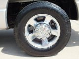Dodge Ram 3500 2009 Wheels and Tires