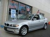 2003 Titanium Silver Metallic BMW 3 Series 325xi Sedan #63596379