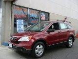 2009 Tango Red Pearl Honda CR-V LX 4WD #63596376