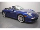 2009 Porsche 911 Aqua Blue Metallic